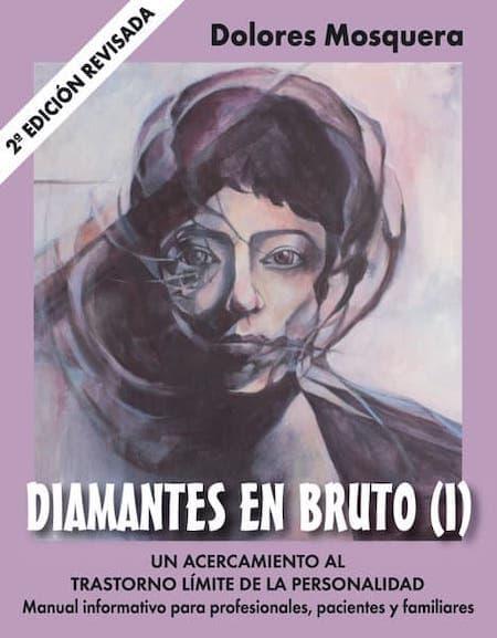 Portada del libro diamantes en bruto de Dolores Mosquera